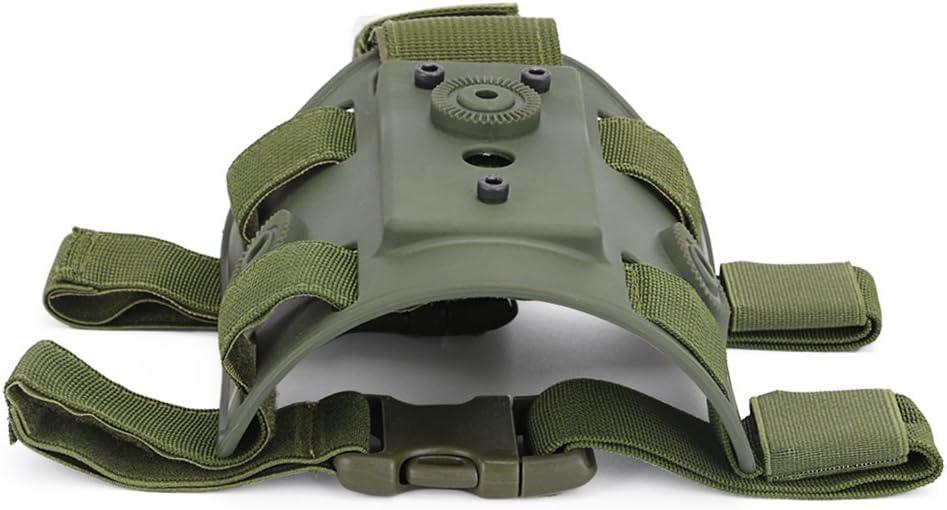 SGOYH Tactical Leggings Ger/ät Drop Leg Plattform Gurt Tasche Strap Bag Pouch Pack