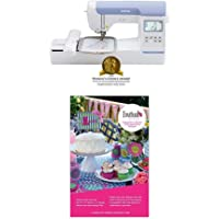 PE800 with Initial Stitch Embroidery Lettering & Monogramming Software