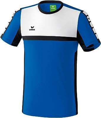 erima T-Shirt 5-Cubes - Camiseta/Camisa Deportivas para Hombre