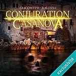 Conjuration Casanova (Antoine Marcas 2) | Éric Giacometti,Jacques Ravenne