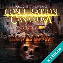 Conjuration Casanova (Antoine Marcas 2)
