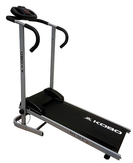 Kobo MT103 Treadmill (Black/Silver)