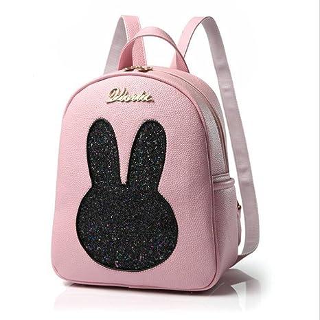 Mango King - 1 mochila para mujer, diseño de mujer, color rosa