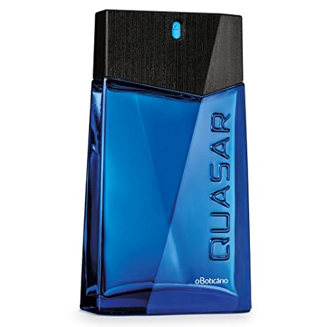 Linha Quasar Boticario - Colonia Masculina 125 Ml - (Boticario Quasar Collection - Eau De