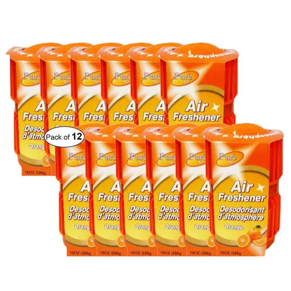 Pure Air Twin Pack Air Freshener- Orange (286g) (Pack of 12)