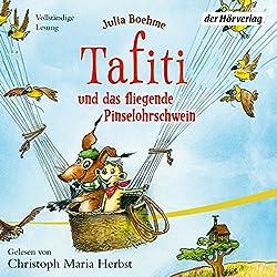 Tafiti und das fliegende Pinselohrschwein (Tafiti 2)