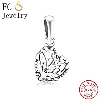 20bd1c94a Market Yard Fc Jewelry Fit Original Pandora Charm Bracelet 925 Silver  Family Robot Boy Girl Letter Best Friends Bead Pendant DIY Berloque Fc0094:  Amazon.in: ...