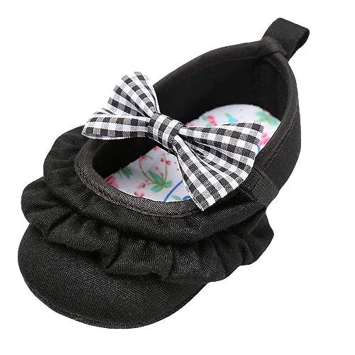 125f278230079 Amazon.com: Gooldu Baby Shoes, Baby Soft Sole Cavas Shoes Boys Girls ...