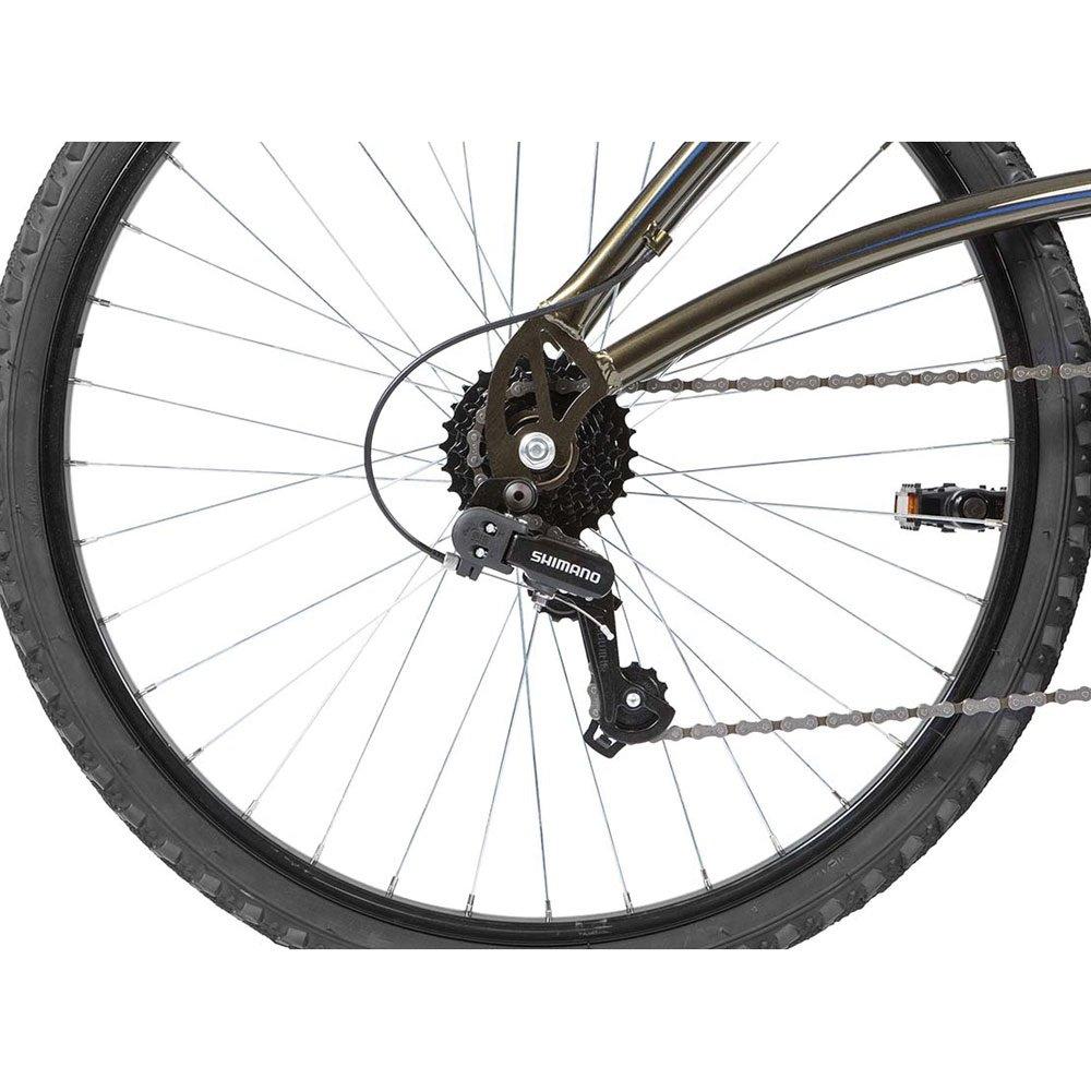 74916cd0e Bicicleta Alumínio 400 Masculina Aro 26 Verde 1 UN Caloi  Amazon.com.br   Esportes e Aventura