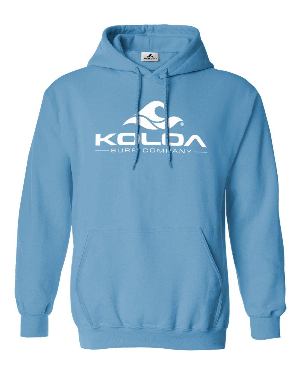 Koloa Surf  Wave Logo Men/'s Hooded Sweatshirt