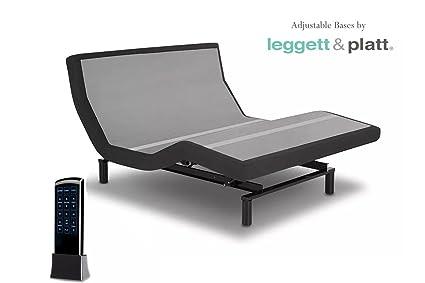 prodigy 20 leggett and platt adjustable bed base wireless massage bluetooth head - Leggett And Platt Adjustable Bed