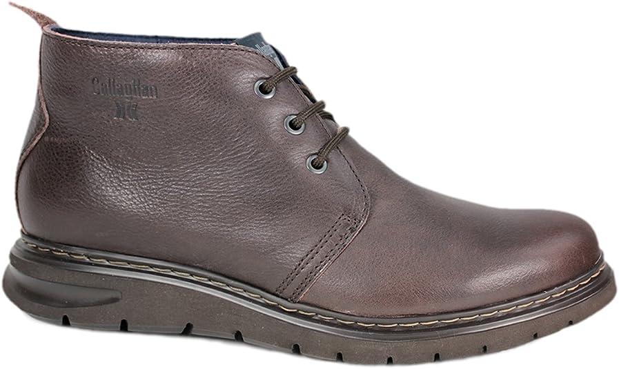 Callaghan 89300 Balak-Bota de Cordones Marron para Hombre (44): Amazon.es: Zapatos y complementos