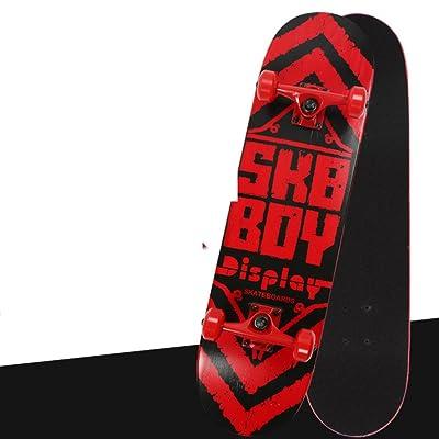 Professional Maple Street patiner planche à roulettes à quatre roues/Double snober scooters Voyage pour adultes enfants/Autoroute skateboards