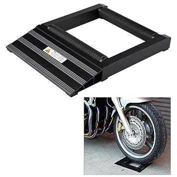 Soporte rollos de moto, soporte para limpieza de rueda y cadena de moto lève moto