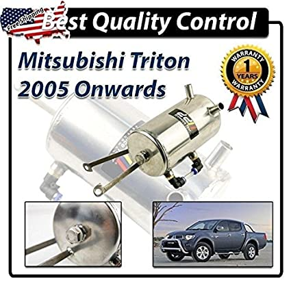 Mitsubishi L200 Triton ML MN 2005 UP 2.5~Liter Diesel Turbo Oil Catch Can Tank