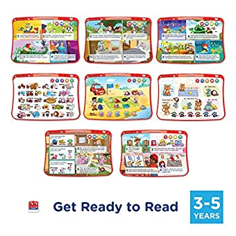 VTech Touch and Teach Activity Desk Deluxe 4-in-1 ...