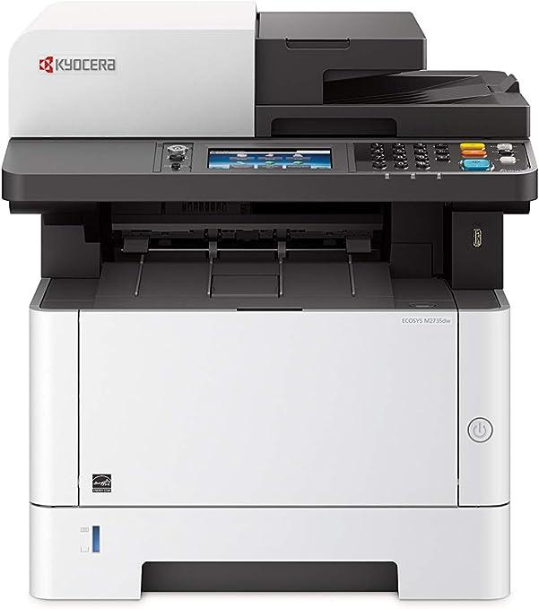 Kyocera Ecosys M2735dw Impresora WiFi Multifuncional Blanco y ...