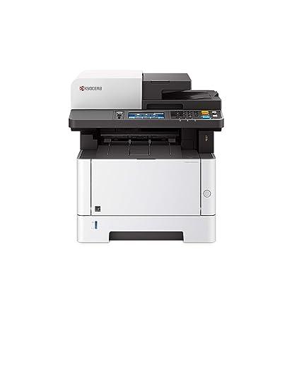 Kyocera Ecosys M2735dw Impresora WiFi Multifuncional Blanco y Negro | Impresora - Fotocopiadora - Escáner - Fax | Impresión móvil a través de ...