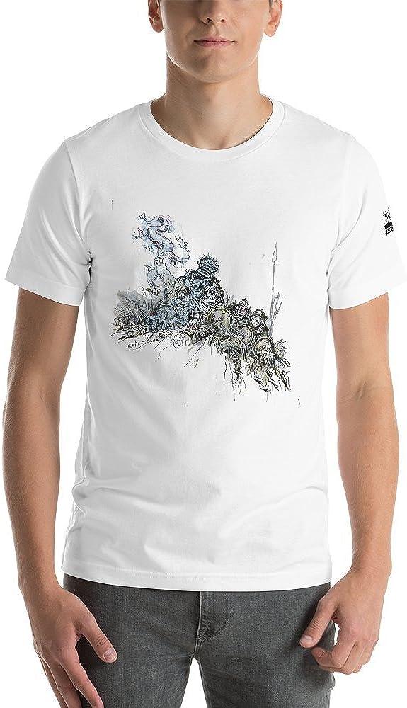 Ralph Bakshi Illustration Wizards 2 Short-Sleeve Unisex T-Shirt