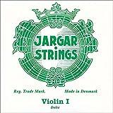 Jargar 4/4 Violin E String Thin(Dolce) Chromesteel Loop-End