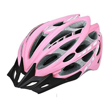 Casco De Bicicleta De Montaña Casco De Seguridad Deportivo 30 Respiraderos Casco Cómodo Y Ligero Transpirable