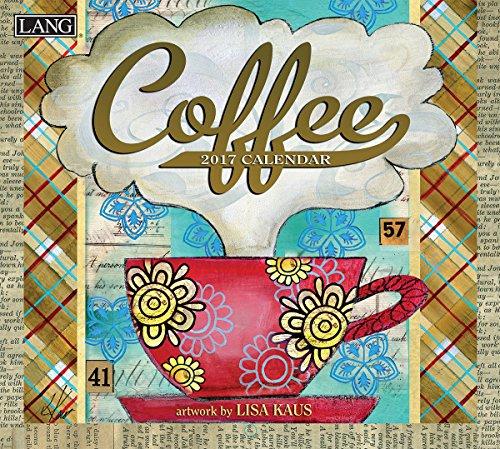 Lang 2017 Coffee Wall Calendar, 13.375 x 24 inches (17991001853)