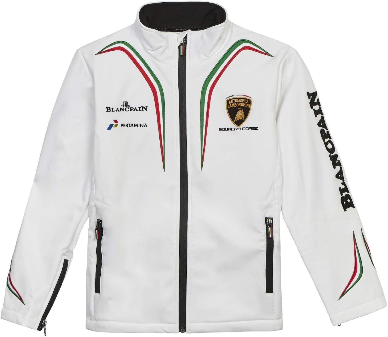 Lamborghini Squadra Corsa Children Softshell Jacket
