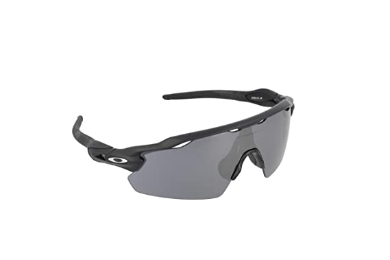 05a46f5d010 Amazon.com  Oakley Mens Radar Sunglasses Black Black Iridium  Oakley ...