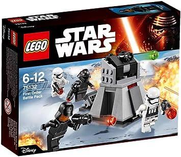 LEGO STAR WARS - Pack de Combate de la Primera Orden, Multicolor ...
