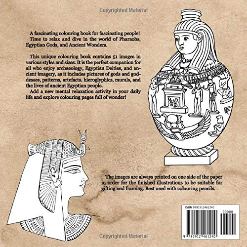 Cleopatra #8 (Characters) – Printable coloring pages   500x500