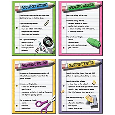 FOUR TYPES OF WRITING TEACHING: Toys & Games