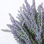 Evoio-5pcs-Artificial-Flocked-Lavender-Bouquet-DIY-Bridle-Flowers-Arrangements-Home-Kitchen-Garden-Office-Wedding-Decor-Floral-Purple-5
