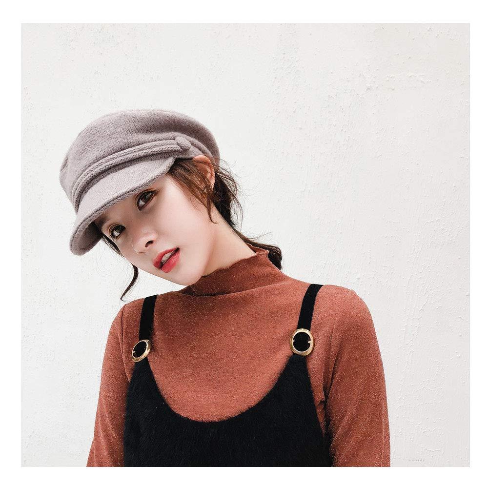 CHENJUAN Casual Hat Accessories Retro Sun Hat Beret Retro Literature Sun Hat Newspaper Hat Octa Hat Hat Painter Hat