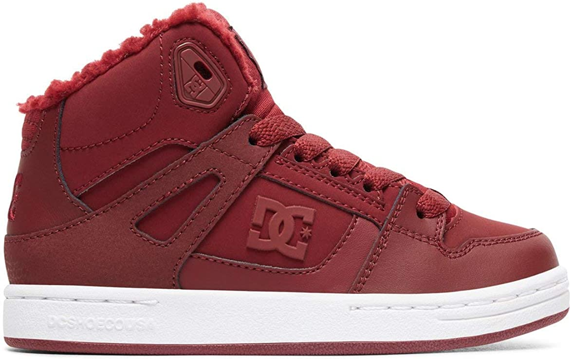 DC Kids Pure High-top Wnt Skate Shoe