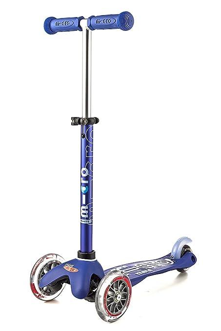6 opinioni per Micro Mini Deluxe MMD006- Scooter per bambini dai 2 ai 5 anni, Blu