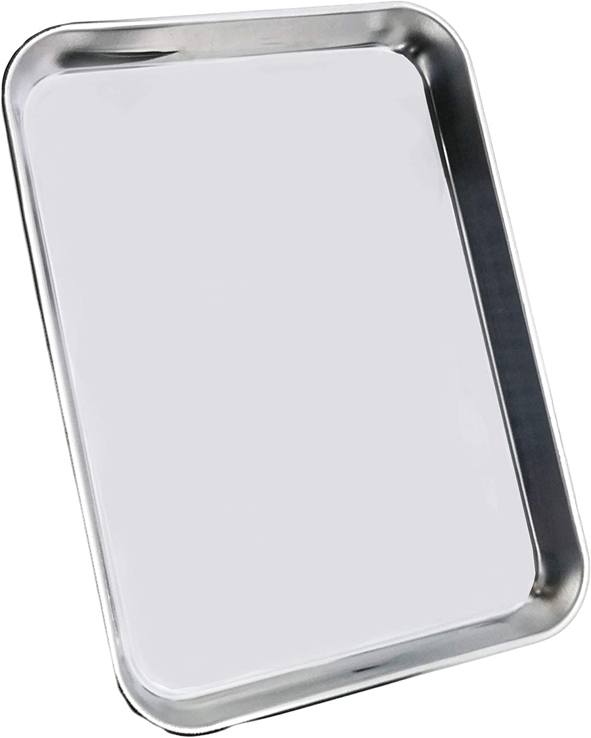akaYY Stainless Steel Small Toaster Oven Tray
