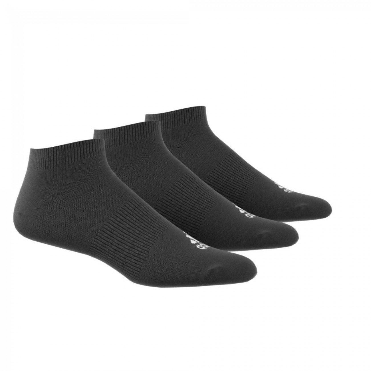 adidas - Calcetines cortos - Básico - para hombre Negro Schwarz (AA2312): Amazon.es: Ropa y accesorios