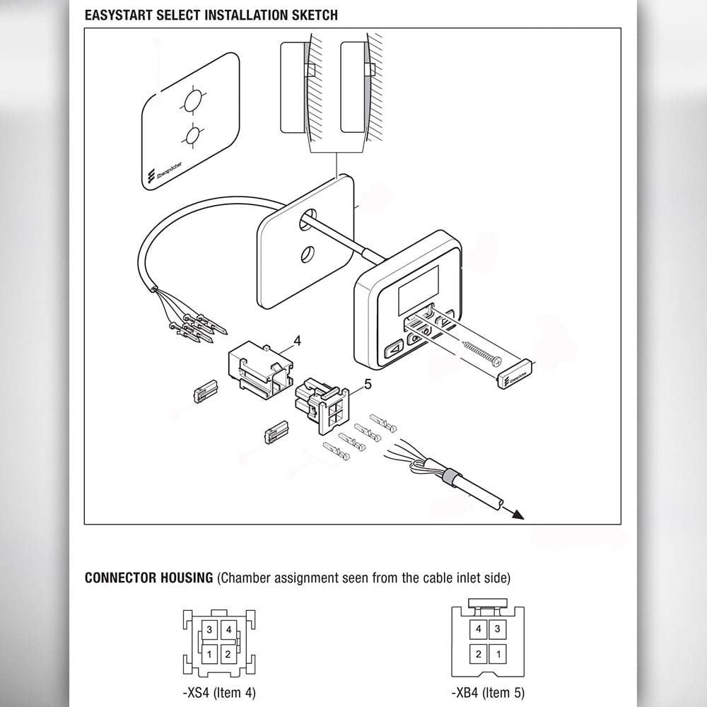 Amazon.com: Eberspacher Easystart Select controller Airtronic or Hydronic  heater   221000341300: Everything ElseAmazon.com
