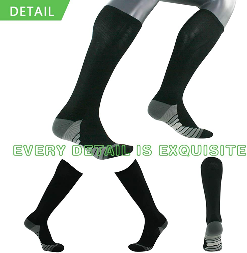 AOIREMON Compression Socks 20-30mmHg for Men/&Women,Medical Grade Graduated.