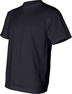 product image for Bayside Apparel 6.1 oz. Basic T-Shirt (BA5100) Navy, 3XL