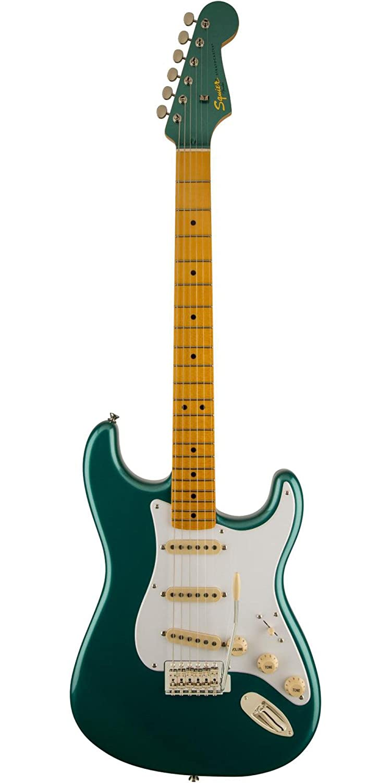 Squier Classic Vibe `50s Stratocaster · Guitarra eléctrica: Amazon.es: Instrumentos musicales