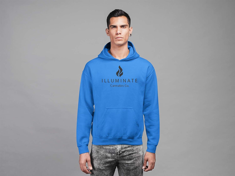 - Illuminate Cannabis Hoodie (bluee) (bluee) (bluee) dddebb