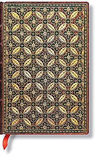 Paperblanks Parisian Mosaic Journals (Mosaique Safran) 1 pcs sku# - Journal Mosaic
