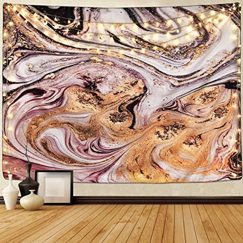Sevenstars Psychedelic Art Tapestry Marble Swirl Tapestries Liquid Flow