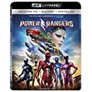 Saban's Power Rangers 4K Ultra HD [Blu-ray + Digital HD]