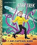 Best Golden-books-books-kids - I Am Captain Kirk (Star Trek) Review