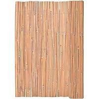 vidaXL Valla Cañizo para Jardín de Bambú 200x400