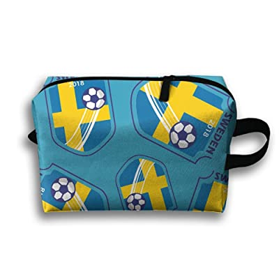2018-football-Sweden Attractive Portable Storage Organizers Hanging Travel Organizers Bags