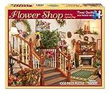 White Mountain Puzzles Flower Shop