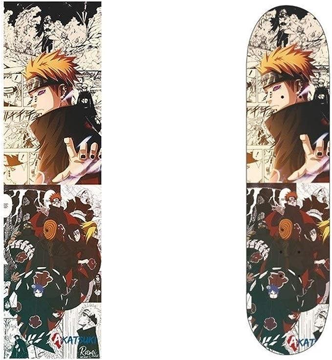 Scooter Noir Grip Skate-Board Grip Feuille Pouces 33x9 IDE Play Planche /à roulettes Griptape ,Q pour Poncer Rollerboard 19 Couleurs Longboard Griptape 83x23cm